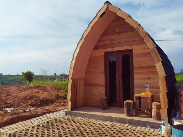 Tiny House 3 x 6 m2